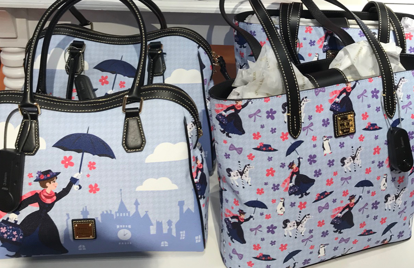 New Mary Poppins Dooney And Bourke Purse The Shelves In A