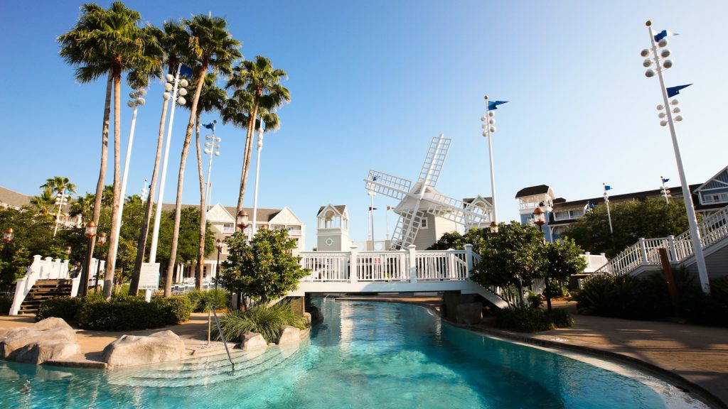 Disney Resort Pools