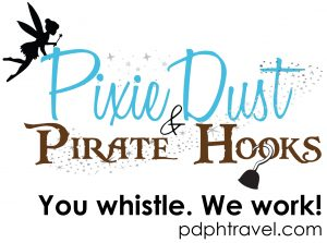 Pixie Dust and Pirate Hooks