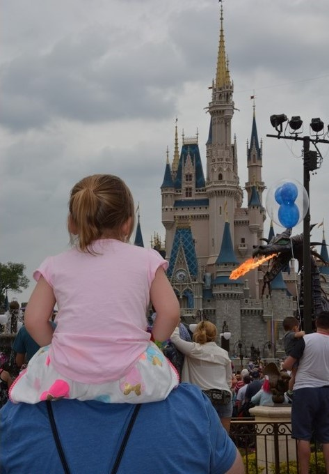 Walt Disney World with a 3 Year Old Princess