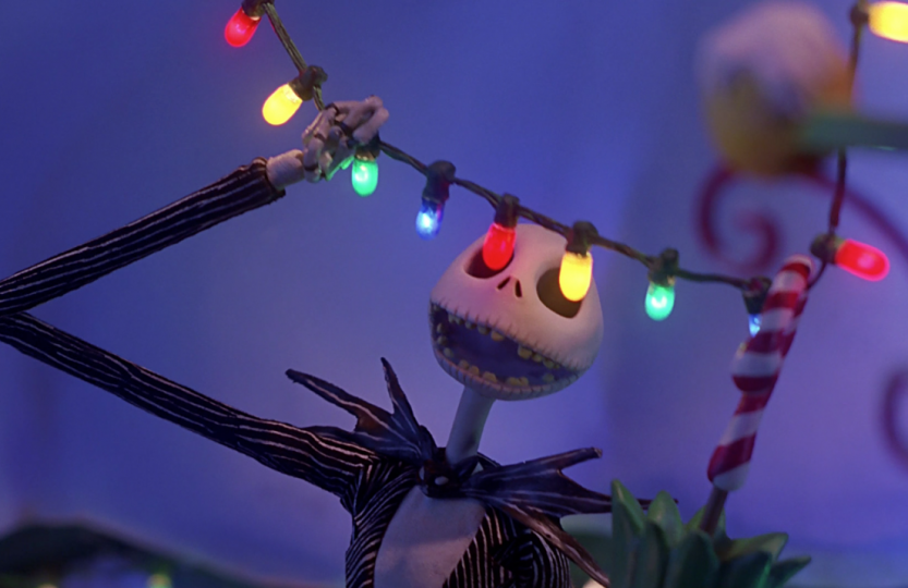 Diy Nightmare Before Christmas Tree The Savvy Pixie