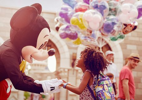 Gift Vacation Package Walt Disney World