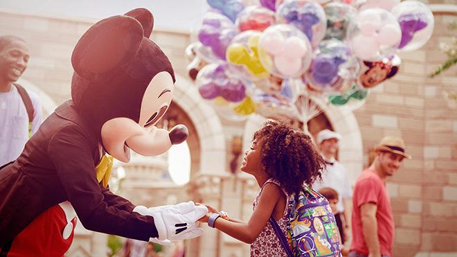 Gift Vacation Package Walt Disney World