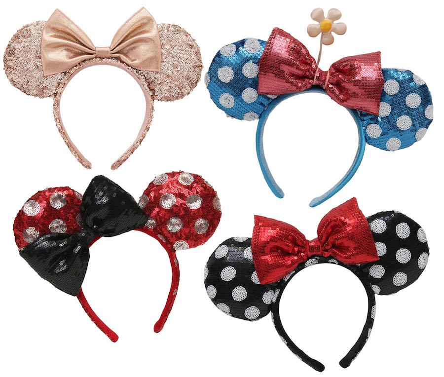 New Fabulous Looks for Minnie Ears