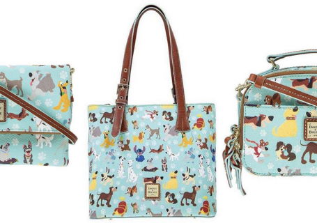 Dooney and Bourke Disney Dogs