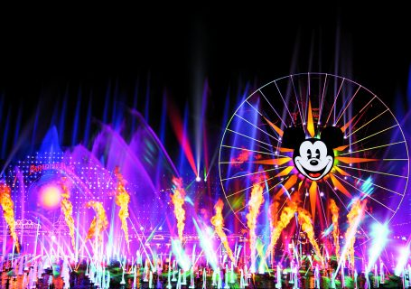 Disneyland World of Color