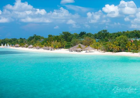 5 Reasons Why Beaches Resorts By Sandals Are Perfect For Families