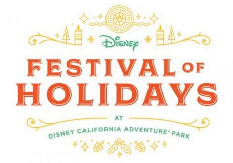 Disney Festival of Holidays at Disney California Adventure Park