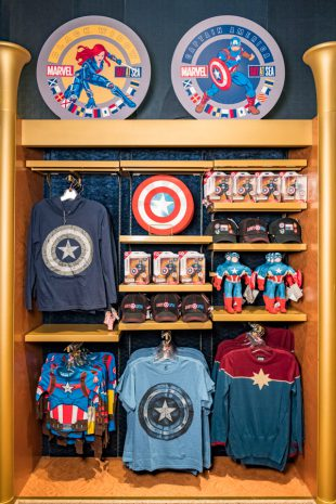 Captain America Merchandise